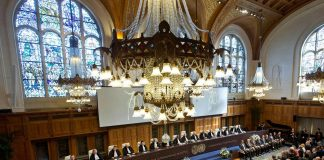 The International Court of Justice REUTERS